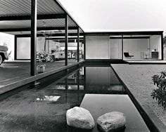 Case Study House #21 (Bailey House) / Pierre Koenig