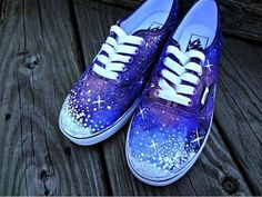 Awe! It's the stars, and the universe, and the colour blue! Love! ❤️