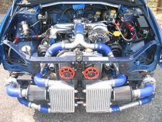 Subaru WRX STI Visit www.rvinyl.com for the best #JDM #AutoAccessories &…