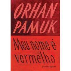 Livro - Meu Nome é Vermelho - Edição de Bolso - Orhan Pamuk