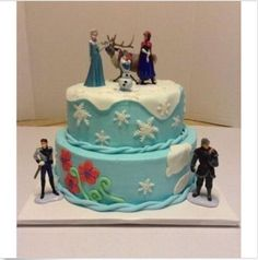 eBay: 6pcs/lot Cute Elsa Anna Mini Action Figures Cake Topper Decor Playset Dolls Toys