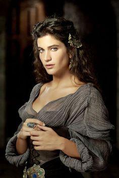 Berrak Tüzünataç, Turkish Actress