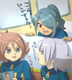 inazuma eleven yaoi endo y goenji - Buscar con Google