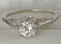 Anillo de bodas anillo de bodas ♥ Antique Vintage