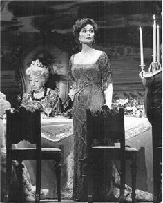 Charlotte in Night Music! Jean Simmons and Margaret Hamilton - A Little Night Music US National Tour