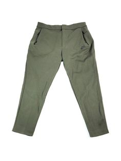 04c69279 Details about Nike Tech Pack Fleece Knit Standard Joggers 861679-325 Cargo  Khaki XL NWT $110