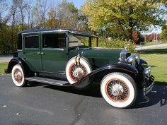 1929LaSalle Town Sedan