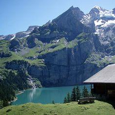 Zinal, Switzerland. One of Switzerland's sunniest and most beautiful valleys.
