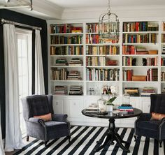 a perfect gray: how a library should be
