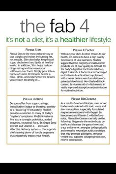 Cold and flu season is on it's way. Are you prepared and taking care of your health? www.plexusslim.com/robinmccartney