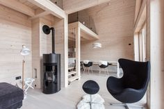 Gallery of The Wooden House / studio PIKAPLUS - 12