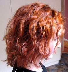 I want to do my hair this color and I want to use Henna to do it.