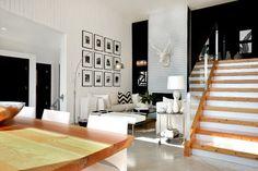 Ambiente Com Gallery Wall