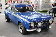 Ford Escort RS 1600 #VolkswagenClassicCars