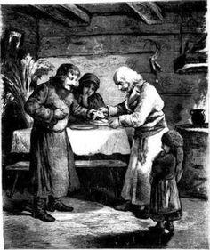 Artykuł o Bożym Narodzeniu sprzed prawie 120 lat.