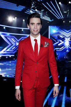 Mika X Factor 7