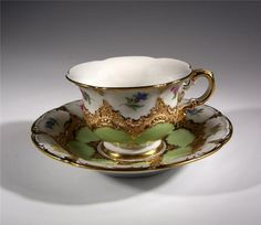 History of Beauty - My virtual porcelain collection