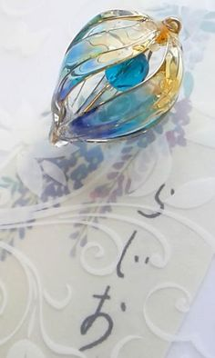 Pin on schmuck Resin Crafts, Resin Art, Resin Jewelry, Jewelry Crafts, Wire Flowers, Nylon Flowers, Nail Polish Flowers, Fantasy Jewelry, Hair Ornaments