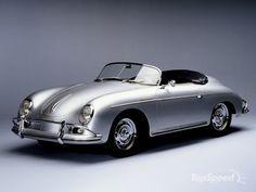 50' Porsche 356 Speedster