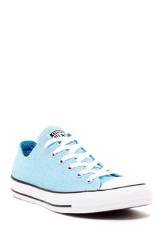 Converse | Chuck Taylor Unisex Oxford Sneaker - Neon Blue