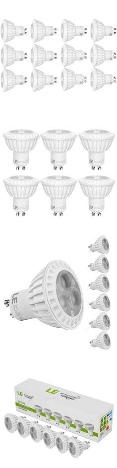 Light Bulbs 20706: 12 Pack Gu10 Led Light Bulbs 50W Equivalent 5W Mr16 400Lm 38° Spot Warm White -> BUY IT NOW ONLY: $31.98 on eBay!