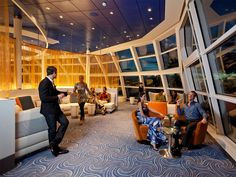 Celebrity Equinox - Sky Observation Lounge