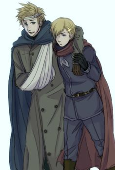 Aph Norway helping out a hurt Denmark. x3 Otp right here, people