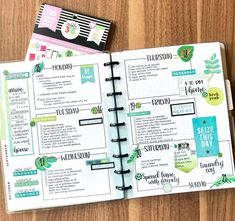 Easy Bullet Journal Ideas To Well Organize & Accelerate Your Ambitious Goals #bulletjournal #bulletjournalideas #journalideas