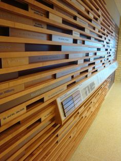 University of Texas Health Science Center at Tyler donor wall