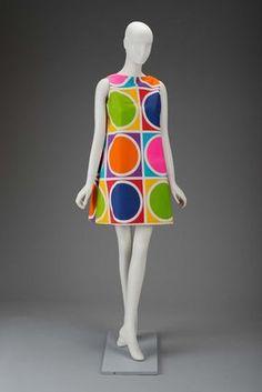 Dress, 1960s, The Museum of Fine Arts, Boston