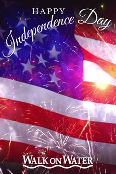 One of my fav holidays that all Americans can stand by.... Happy 4 Of July, Happy Day, 4th Of July, Walk On Water, Days Of The Year, Independence Day, Special Day, Holidays, American