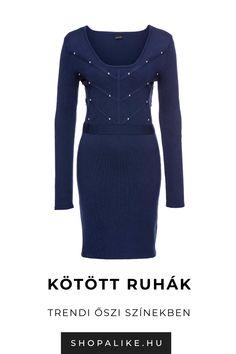 Te is valami csinos női ruhát keresel az átmeneti évszakra  Egy kötött ruha  lesz számodra 9aee437f64