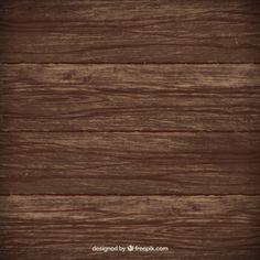 Dark Texture Backgrounds Wood Tables Fondo De Madera Oscura Vector Premium