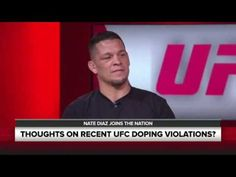Nate Diaz Talks About UFC's Top Stars Failing For Steroids Nate Diaz, Mixed Martial Arts, Ufc, Fails, Thoughts, Stars, Videos, Make Mistakes, Sterne
