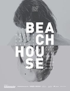Beach House Poster | Design Inspiration | From Up North #creative_posters