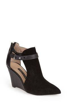 French Connection 'Blyss' Wedge Boot (Women) available at #Nordstrom