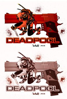 Deadpool by *seangordonmurphy on deviantART