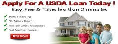 USDA Loans offer 100% Home Financing For Eligible Borrowers. Apply today for the USDA Home Loans Program, a.k.a. Rural Development Loan