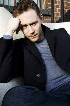 Tom Hiddleston by Mari Sarai for Elle UK [HQ]