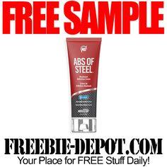 ►► FREE SAMPLE - Abs of Steel ►► #Free, #FREESample, #FREEStuff, #Freebie ►► Freebie-Depot