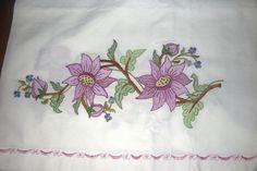 Nakış - Makina ve Kasnak | Türk el sanatları ve hobiler Hand Embroidery, Elsa, Needlepoint, Jelsa