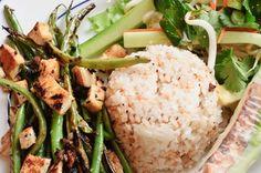 Easy Coconut Rice Recipe by Herbivoracious