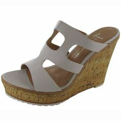 ff05a81a123 Lisa for Donald J Pliner Womens Kloe-08CM Wedge Shoe