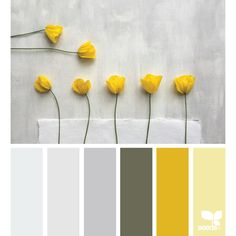 Poppy Yellow ❤ liked on Polyvore featuring backgrounds, design seeds, colors, color schemes and fillers