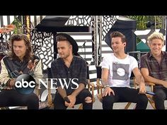 One Direction 1D - FULL INTERVIEW | Louis Tomlinson Talks Fatherhood on GMA | Good Morning America - YouTube€>> just in case u guys need it <3 Is anyone else annoyed with the lady interviewer? ):/