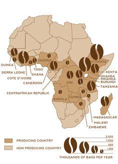 Selecta, a fresh experience every time!: Variedades de café de África   http://vendingselecta.blogspot.com.es/2012/07/variedades-de-cafe-de-africa.html