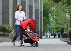 Britax B-Agile Stroller The B-AGILE Stroller from BRITAX is a lightweight, compact stroller featuring a one-hand, quick-fold design with an automatic chassis lock. Britax B Agile, Jogging Stroller, Travel System, Cute Babies, Baby Strollers, Joggers, Lifestyle, Kids, Baby Ideas