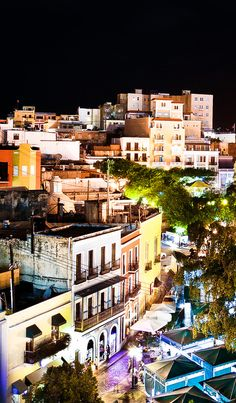 Streets of San Juan, Puerto Rico.  I loved Old San Juan and working in that area for over 10 years. Miss Puerto Rico.