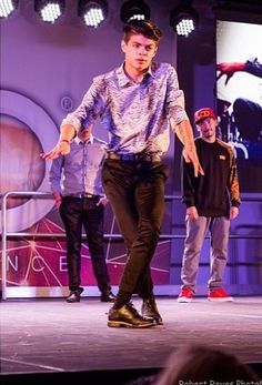 Ian Eastwood - amazing dancer and tooootally adorable.
