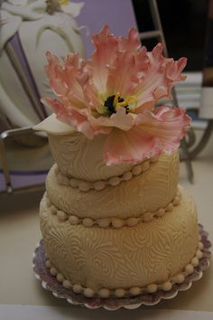 Wedding Cake Ideas by Shutter Ferret, via Flickr